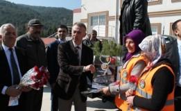 Başkan ÖZTÜRK, Orman İşletme Şefliğinin Düzenlediği Kadınlar Günü Etkinliğine Katıldı.