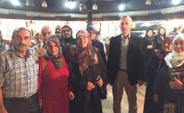 Belediye Başkanımız Bayram ÖZTÜRK Şehit Yakınları ve Gazilerle Bir Araya Geldi