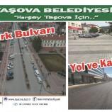 Atatürk Bulvarı ve Yol Kaldırım Yenileme