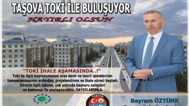 """""""TOKİ İHALE AŞAMASINDA"""""""