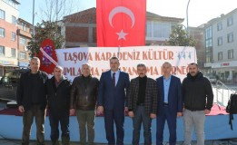 Belediye Başkanımız Bayram Öztürk, İlçemizde 1.si düzenlenen 'Hamsi Festivali' 'ne katıldı.